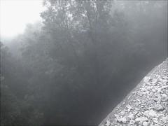 Chantier sous brouillard (Gilbert-Noël Sfeir Mont-Liban) Tags: nebel natur berg kesserwan montliban liban brouillard nature montagne mountlebanon lebanon