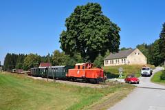 2091.09 @ Aalfang (Maarten Schoubben) Tags: öbb 2091 schmalspur narrow gauge oostenrijk austria österreich waldviertel schmalspurbahn