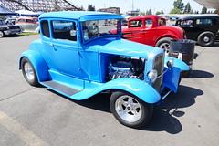 Ford (bballchico) Tags: ford 1930 mikeherrick goodguyspacificnwnationals carshow