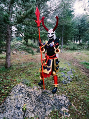 Ti Cosplay Fest - Le Tignet -2018-10-27- P1355060 (styeb) Tags: ticosplayfest letignet 2018 octobre 27 cosplay convention cosplayazur xml retouche modelvonkarma