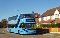 Nottingham City Transport 440 (SRB Photography Edinburgh) Tags: nottingham city transport buses bus sky blue 45 travel uk england