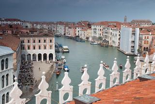 Blick über Venedig I