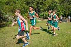 FLO05939 (chap6886@bellsouth.net) Tags: running run race girls boys team trees lake athletes action athletics america xc 5k highmiddleschool highschool