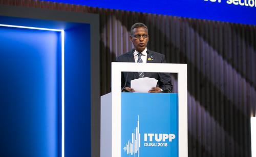 Policy Statements ITU PP-18