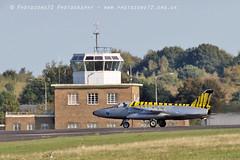 7590 Gnat F1 Tower (photozone72) Tags: northweald aviation aircraft jets classicjet gnatdisplayteam gnat gnats follandgnat gnatf1 canon canon7dmk2 canon100400f4556lii 7dmk2