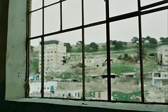 Amman, Jordan. (ansowest) Tags: window view landscape amman jordan nikon 35mm analog film