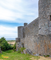 MK4_3963 (2.6 mil views - Thank you all.) Tags: harlech wales unitedkingdom gb staneastwood stanleyeastwood building architecture castle