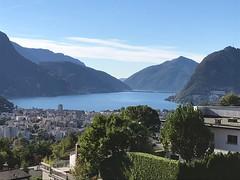 Golfo di Lugano (CANETTA Brunello) Tags: acqua melinde diga ponte lugano lago
