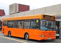 Middlesbrough (Andrew Stopford) Tags: nk53vka transbus dart slf mpd arriva middlesbrough