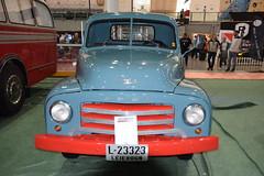 Opel Blitz - 1952 (pserigstad) Tags: stavanger rogaland norge norway nikon nikond5300 d5300 tamron16300 tamron motorama2018