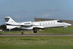 Learjet 60 (DPhelps) Tags: kdal dal dallas love field airport aviation airplane plane hdq swa airside 13r spotting n325er lear learjet bombardier l60 60
