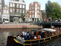 Singelgracht near Rijksmuseum Amsterdam (Mulligan Stu) Tags: singelgracht rijksmuseum amsterdam