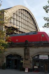 Bf Dammtor (hu.roescheisen) Tags: bahnhof hamburg dammtor ic eisenbahn