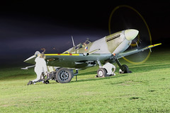 Spitfire LF Mk Vc AR501  G-AWII - The Shuttleworth Collection Old Warden (stu norris) Tags: spitfirelfmkvc ar501 gawii theshuttleworthcollection oldwarden spitfirevc spitfire ww2 fighter classic vintage warbird