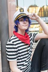 20180922-DSC_2598 (Audience Killer Cosplay) Tags: anime weekend atlanta 2d murdoc niccals 2018 awa cosplay audiencekillercosplay gorillaz