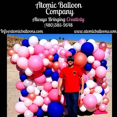Life is better in COLOR!💖 #superstarsaturdays  Order a picture perfect Organic Balloon Backdrop to make your event STAND OUT! Atomic Balloon Company  Always Bringing Creativity (480)385-9648 www.atomicballoons.com  #organic #balloondecor # (Atomicballooncompany) Tags: partyentertainer balloons balloondecor partydecorations superstarsaturdays enterprisenv partyentertainment partyballoons lasvegaslocals centennialhillsnv northlasvegas balloonartist summerlinlv organic champion party hendersonnv