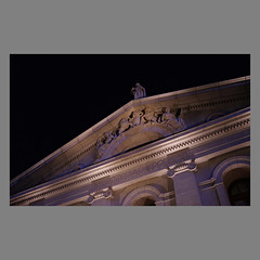 """""""final appeal"""" (hugo poon - one day in my life) Tags: gfx50r 45mm hongkong central jacksonroad courtoffinalappealbuilding courtoffinalappeal ruleoflaw judicialindependence citynight dark longnight heritage monument"""