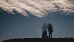 rebekka & flavia. (lichtermusik) Tags: exposure night sky star stars