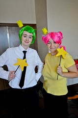 Wanda & Cosmo - Fairly Odd Parents (MDA Cosplay) Tags: fairlyoddparents cosplay wanda cosmo