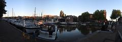 Panorama Nieuwe Haven (bertknot) Tags: panoramadordrecht panorama nieuwe haven panoramanieuwehaven