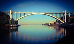 Ponte de Arrábida (vmribeiro.net) Tags: douro portugal bridge river porto portuguese city architecture tourism cityscape europe town travel dom ponte arrábida
