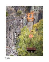 Vivian Quarry, Dinorwic (steveowen528) Tags: snowdonia landscape llanberis mountains llynpadarn moody dolbadarn slate rocks dinorwic wales northwales quarry gwynedd landscapeautumn uk vivian