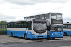 Ulsterbus Foyle 348 PCZ9348 - 2928 HCZ9928 (Will Swain) Tags: translinks pennyburn garage derry londonderry 12th june 2018 bus buses transport travel uk britain vehicle vehicles county country ireland irish city centre north northern depot ulsterbus foyle 348 pcz9348 2928 hcz9928 pcz 9348 hcz 9928 williamsdigitalcamerapics101