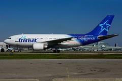 C-GTSY (Air Transat) (Steelhead 2010) Tags: airtransat airbus a310 a310300 yyz creg cgtsy