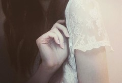private (katrziethvonhelversen) Tags: me self selfportrait myself autoportrait girl hand skin pale hair laces moment arm noface fairytale touch