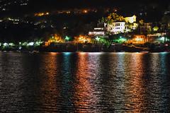 Lights on Lake Maggiore (Bephep2010) Tags: 2018 7markiii alpha ascona lagomaggiore lakemaggiore lichter nacht sel85f18 schweiz see sommer sony spiegelung switzerland tessin ticino wasser lake lights night reflection summer water ⍺7iii ch