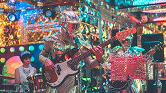 Japan 2018 - 45 (armontie) Tags: japan japanese kaminarimon sophiya portrait temple pagoda mountain fuji bamboo inari fushimi waterfall kimono monkey osaka tokyo kyoto kawaguchi autumn momiji lights shinjuku shibuya robot dinner omoide golden gai train cat harajuku