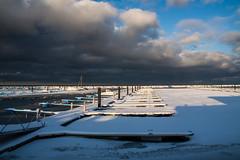 20100108-IMG_6623 (Detlef Lau) Tags: kühlungsborn winter hafen boote seegelboote
