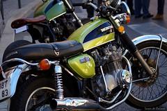 Ollioules fête Vintage 2018 (Loran de Cevinne) Tags: lorandecevinne honda honda500four vintage moto bike ollioules var pentax provence provencealpescôtedazur france