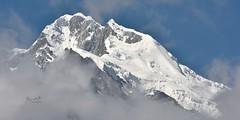 Mount Gongga 7556 m n.m. (Honza M. photographer) Tags: nacestách china hory mtgongga čína