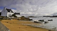 Ressac 3 (E. D'Ascoli) Tags: bretagne mer océan port bateau eau rivage ciel brittany morbihan