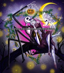 """""""Sweet Loving Dreams In Halloween Night""""  Digital Drawing  Posters, framed prints, phone cases and much more available on: http://alessandro-della-pietra.artistwebsites.com/featured/sweet-loving-dreams-in-halloween-night-alessandro-della-pietra.html (ale_capellone) Tags: giftideas metalprintsforsale postersforsale sally timburton valentine couples nightmarebeforechristmas loversandfriends phonecases lovers jackandsally framedprints halloween moon throwpillows giftsforher canvasprints jackskellington jackskeleton iphonecasesforsale pumpkin printsforsale"""
