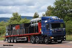 H. ASKEY ( McDONALD HAULAGE CONTRACTORS) DAF 95 400 N363 FHE (Darren (Denzil) Green) Tags: scaffolding daf95 trailer transport montracontrailer n363fhe mcdonaldscaffolding invergordon mcdonaldhaulagecontractors daftrucks haulagecontractors sheffield 400 95 daf haulage aasky