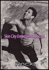 Rock - Male Stripper at Skin City Entertainment (mariaperez268) Tags: stripper exotic dancer