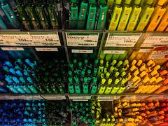 ink (tokyobogue) Tags: tokyo shibuya japan nexus6p nexus colours ink flickrfriday pens tokyuhands