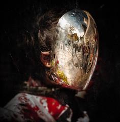 Reflections (Aperture Yogi) Tags: monsters people zombie zombiecrawl