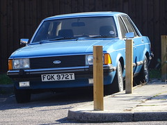 1978 Ford Granada 2.8i Ghia Auto (Neil's classics) Tags: vehicle 1978 ford granada 28i ghia