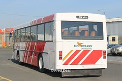 Bus Eireann KE35 (35VZJ). (Fred Dean Jnr) Tags: dublinportrally2015 buseireann bombardier expressway coach ke35 35vzj dublinport september2015 zj dublinportrally dublin