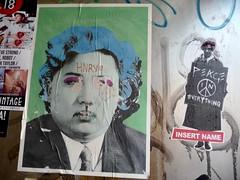 London 2018 (bella.m) Tags: graffiti streetart urbanart greatbritain london england art shoreditch wheatpaste pasteup