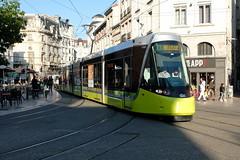 CAF Tram Saint Etienne, France DSCF3348 (jsmatlak) Tags: tram trolley streetcar caf saint etienne france