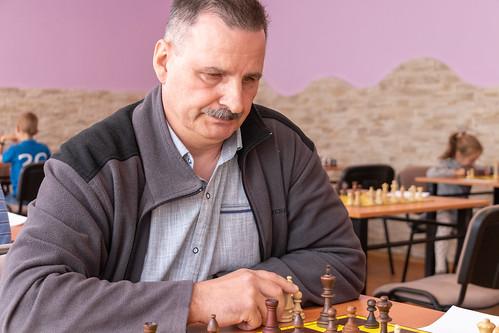 Grand Prix Spółdzielni Mieszkaniowej w Szachach Turniej VII-72