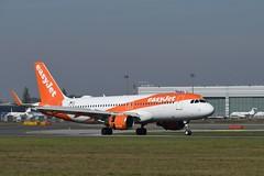 LOWW - Vienna (VIE) - Easyjet - Airbus A320-214 OE-IZO - Flight EZY-358N from Berlin (TXL)