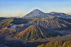 Bromo National Park (RobertLx) Tags: indonesia landscape java mountain sunrise volcano nature sky bromo asia island nationalpark 64