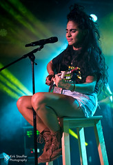 Jessie Reyez @ Crocodile Café (Kirk Stauffer) Tags: kirk stauffer photographer nikon d5 adorable amazing attractive awesome beautiful beauty charming cute darling fabulous feminine glamour glamorous goddess gorgeous lovable lovely perfect petite precious pretty siren stunning sweet wonderful young female girl lady woman women live music tour concert show stage gig singer vocals performer musician band lights lighting indie pop rock long brown hair brunette curly eyes white teeth red lips model tall fashion style portrait photo smile smiling canadian playing guitar acoustic