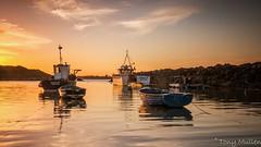 Port Side (Tony Mullen Photography) Tags: thelagoonrosslare rosslaredusk rosslare rosslareport wexfordsunset wexfordseascape tonymullenphotography lagoonrosslare
