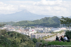 Mt Daisen (takashi_matsumura) Tags: mt daisen yonago castle tottori japan nikon d5300 landscape ngc sigma 1750mm f28 ex dc os hsm 大山 米子 鳥取